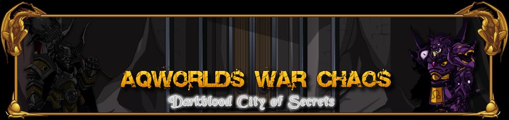 AQW War Chaos