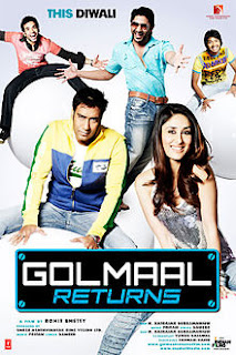 Golmaal Returns 2008