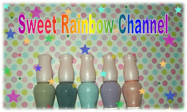 Sweet Rainbow Channel - Sorteio