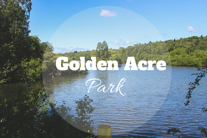 Golden Acre Park Leeds