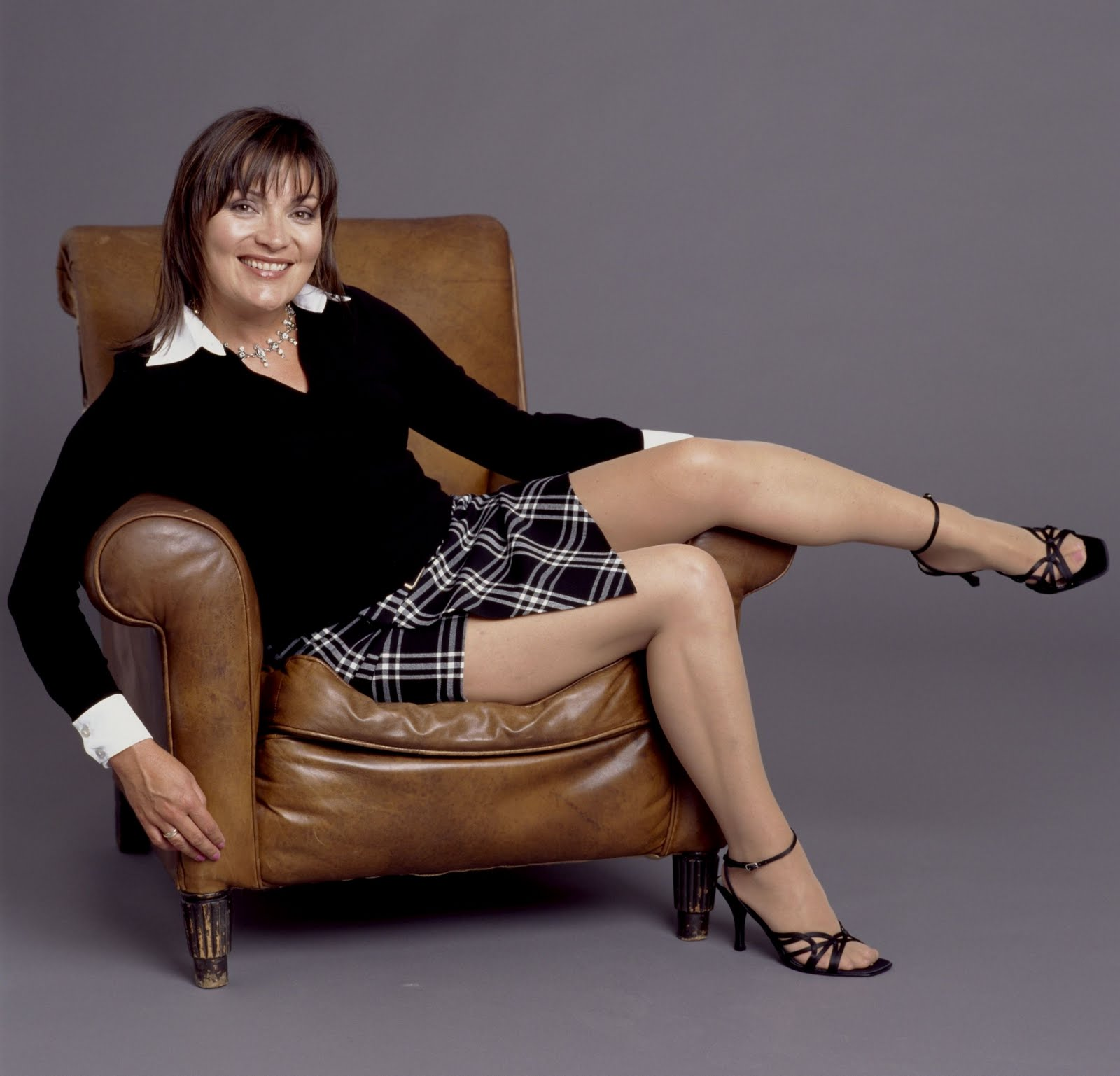 Hot Secrets: LORRAINE KELLY NAMED CHARITY AMBASSADOR AFTER KENYAN TREK