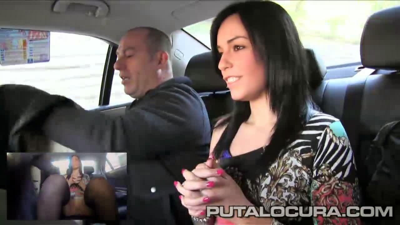 """TAXI CERDO: Silvana """"Sexo sobre ruedas"""""""