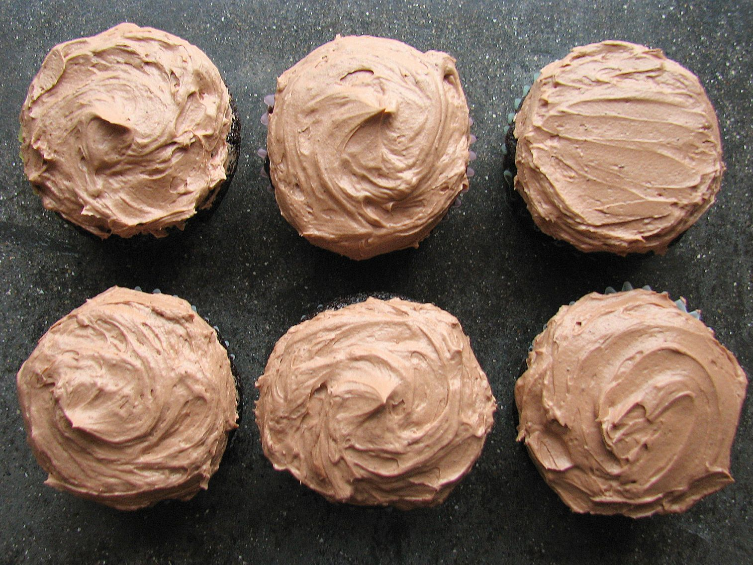 Delectably Mine: Ultimate Chocolate Cupcakes with Ganache ...