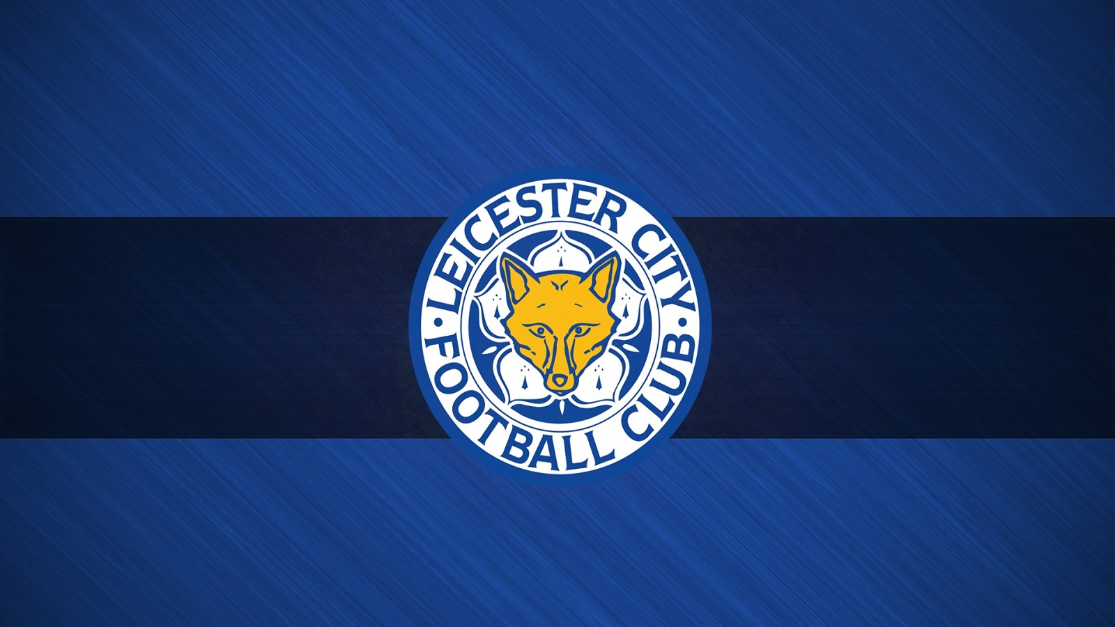 Leicester City The Foxes Blue Army Premier League HD