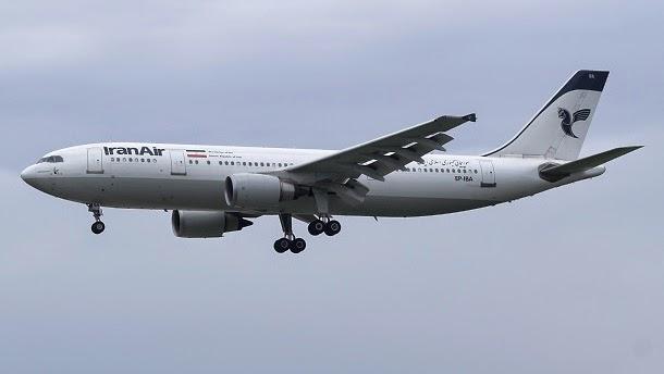 Airbus A-300 da companhia aérea Iran Air