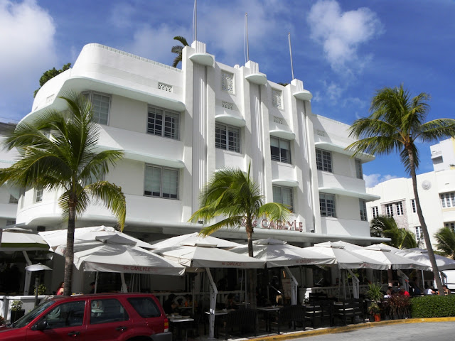 Art Deco Miami Beach