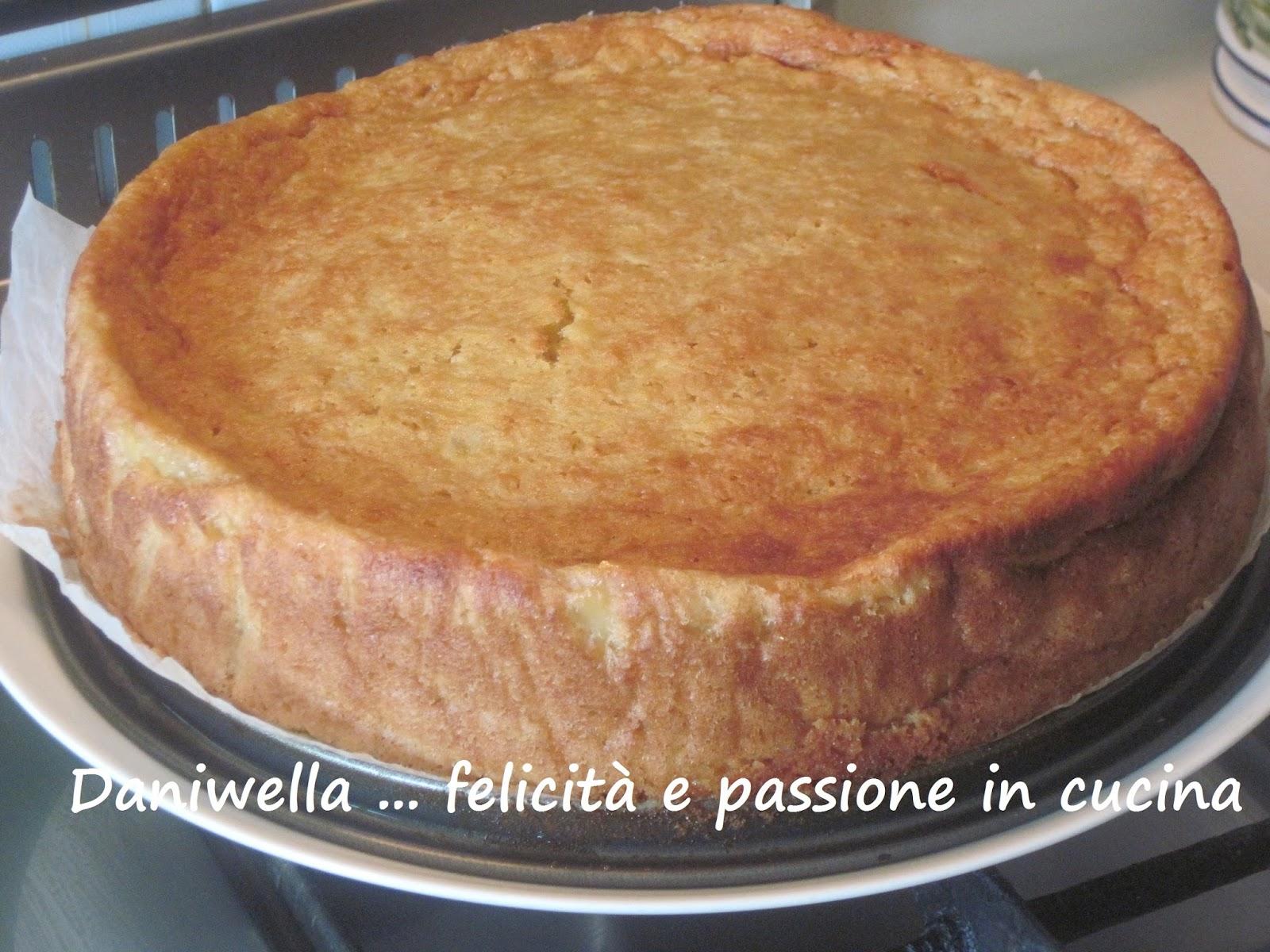 Torta Di Mele Al Cucchiaio Ricetta N 202 Daniwella Felicità E