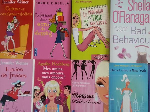 Chick Litt : Cinq livres pour se détendre !