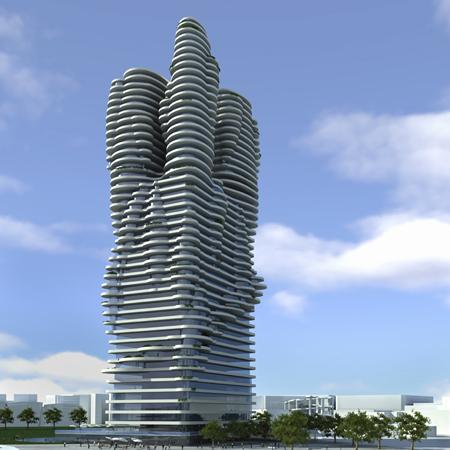 urban reserve hybrids high rise mixed used buildings tour de la chapelle. Black Bedroom Furniture Sets. Home Design Ideas