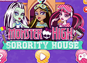Monster High Sorority House