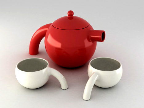 15 Unusual Teapots And Beautiful Kettle Designs Part 3