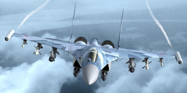 Pembelian Jet Tempur SU-35 Indonesia Bukan Tandingan Bagi AU Australia