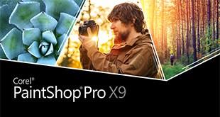 Corel PaintShop Pro X9 Crack e Serial