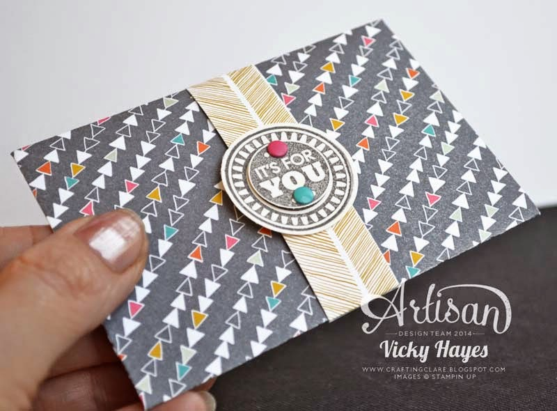 Ideds for using designer paper on your cards and gifts