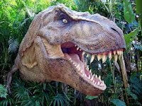 man changes his name to tyrannosaurus rex