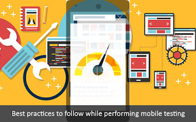 Mobile Testing Best Practices