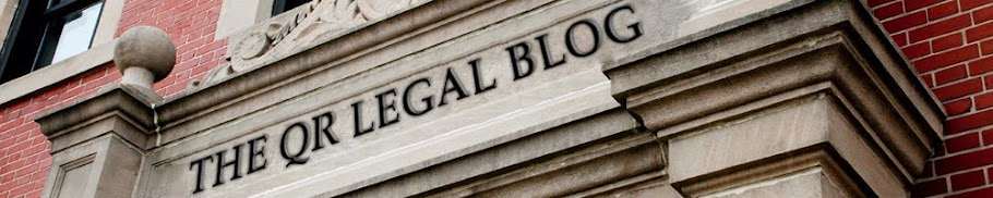 The QR Legal Blog