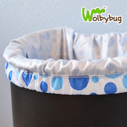wolbybug pail