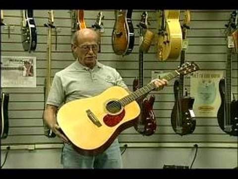 memilih gitar