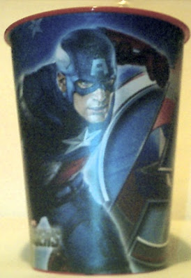 Marvel Avengers Captain America cup #3