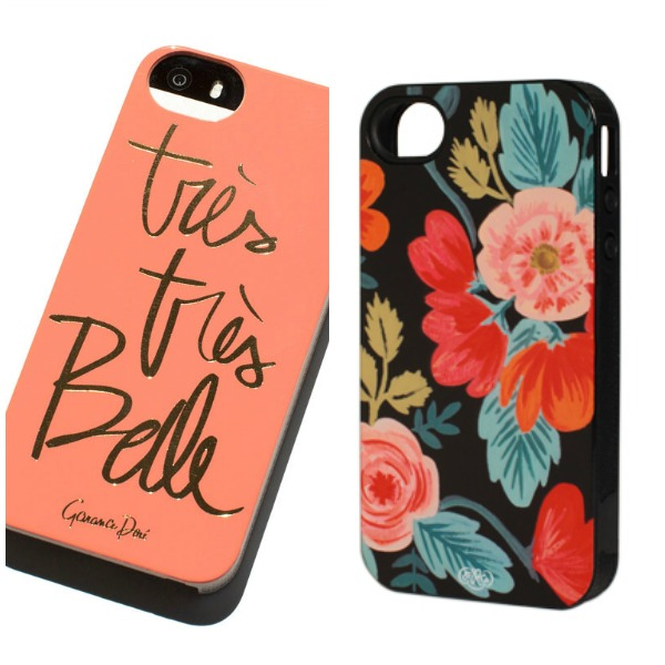 fundas iphone garance dore rifle paper co