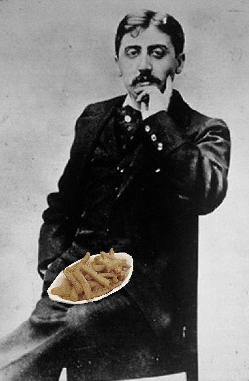 Papitas Proustianas