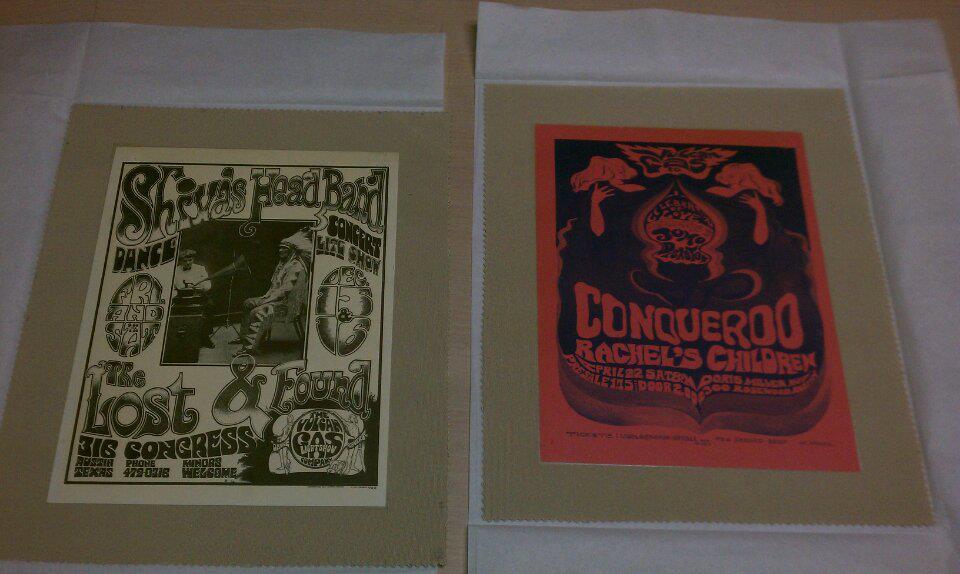Phoenix framing posters