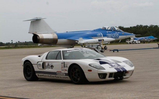 Watch This Amazing Video With The Ford Gt Bad V  Hp Performance
