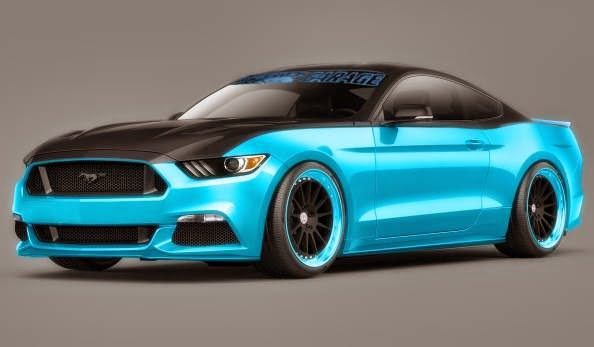 2015 Ford Mustang GT By Petty Garage