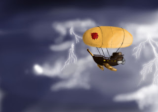 Zé Pelin (desenho - pintura digital)