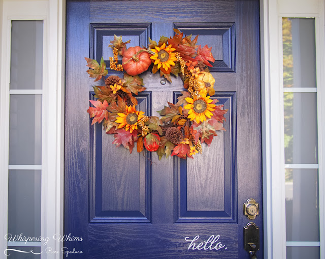 Autumn Decor | Whispering Whims
