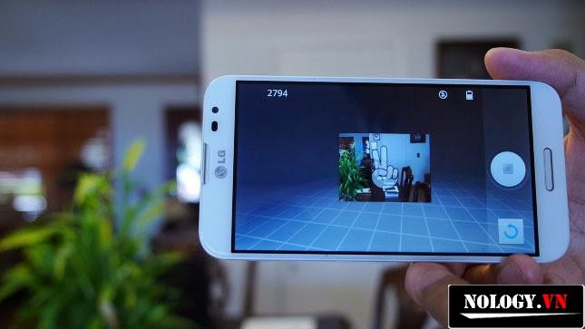 Chụp ảnh trên LG Optimus G Pro