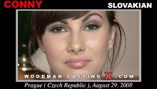 cepe: Woodman Casting - Conny