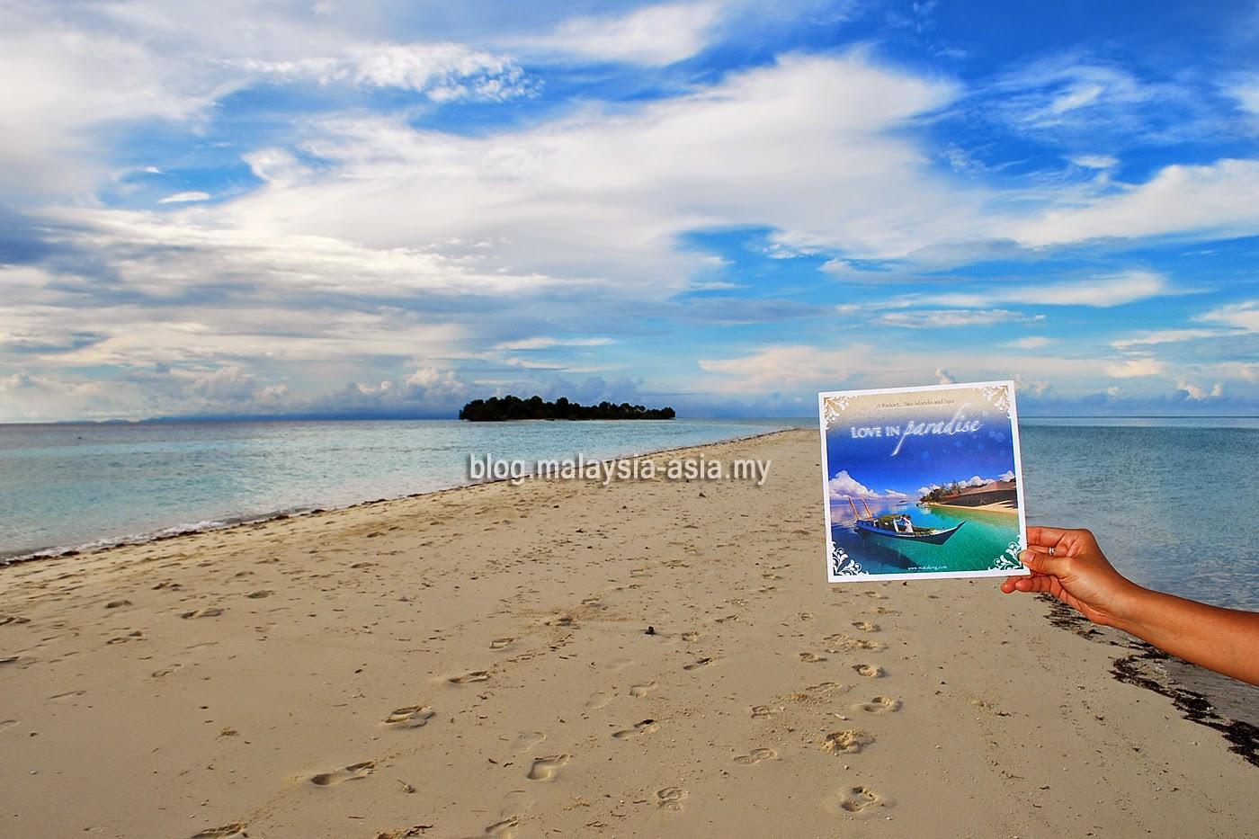 Mataking Kecil Island