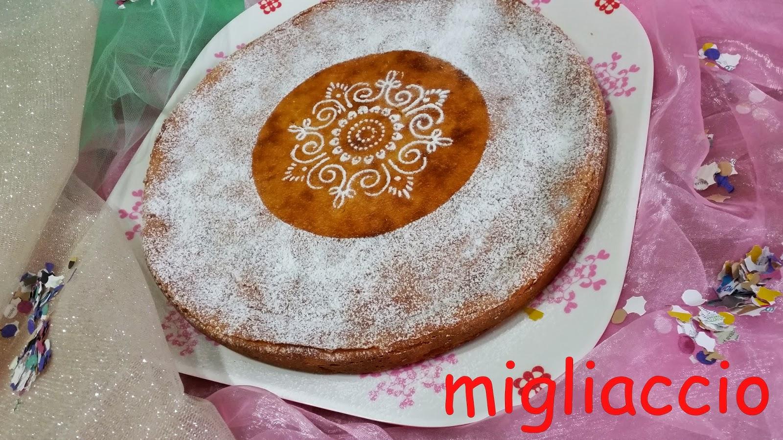 """""""migliaccio """" carnevale time…"""