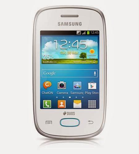 Dengan bekal sensor akselerometer, Samsung Galaxy Y Neo Duos di beri ...