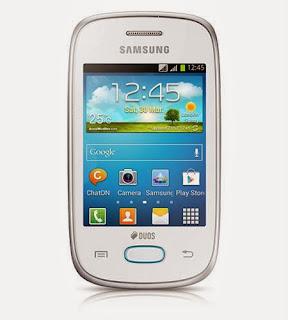 Dengan bekal sensor akselerometer, Samsung Galaxy Y Neo Duos di beri