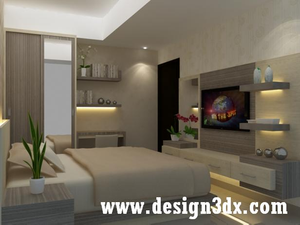 Paket Murah Jasa Desain Interior Apartemen
