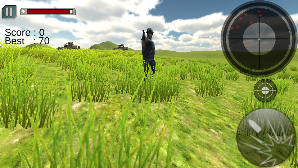 Mountain Sniper Shooting Android Apk resimi 2