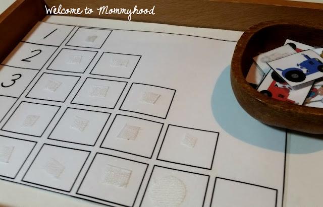 Montessori inspired farm themed preschool activities by Welcome to Mommyhood, #montessori, #preschoolactivities, #farmthemedactivities