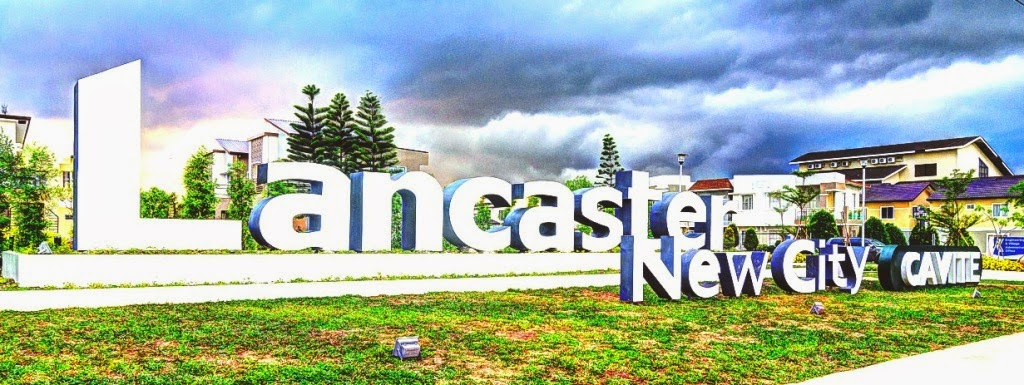 Lancaster New City In Cavite Philippines House And Lot