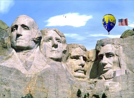 Sejarah Mount Rushmore Patung Mantan Presiden Amerika Serikat Bagaimana Asal Mula Di Buat ?