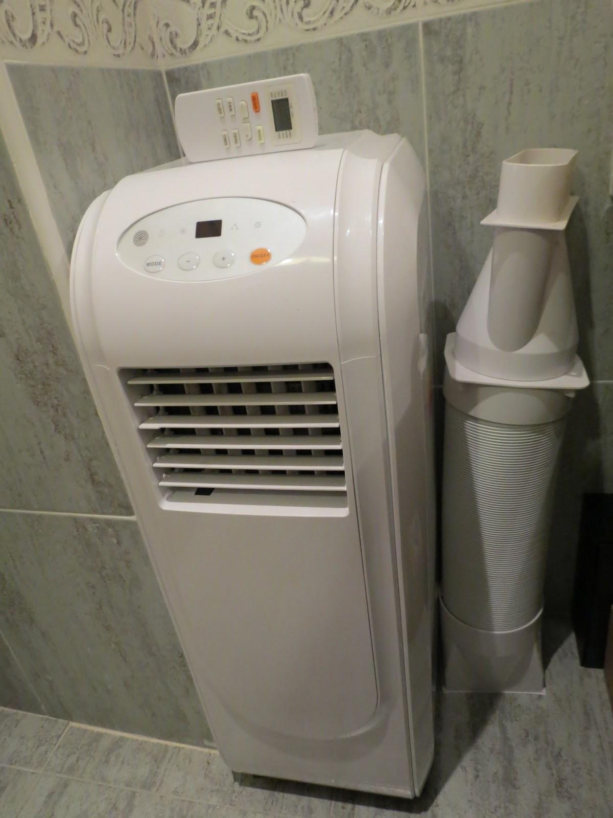 Vendemos nuestras cosas aire acondicionado port til for Cargar aire acondicionado casa