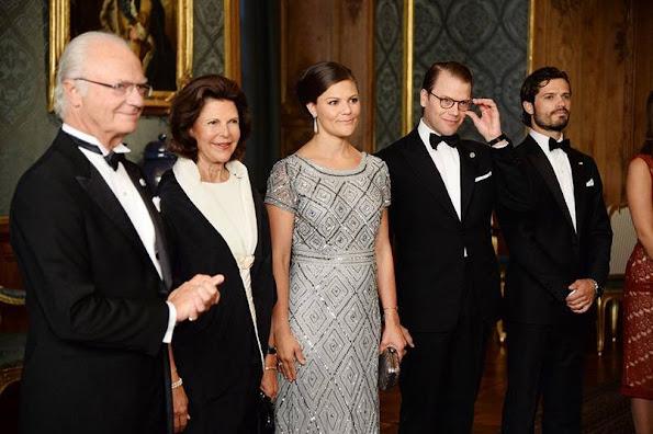Crown Princess Victoria pregnant, Prince Carl Philip and Princess Sofia Hellqvist, Crown Princess Victoria and Prince Daniel