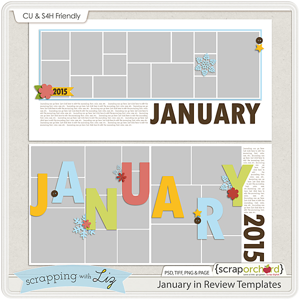 http://scraporchard.com/market/January-in-Review-Digital-Scrapbook-Templates.html