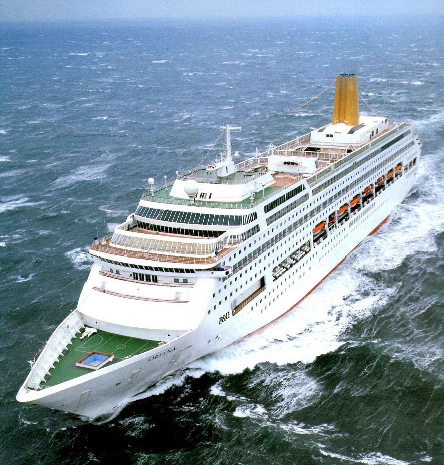 MV Oriana (1995) - Wikipedia
