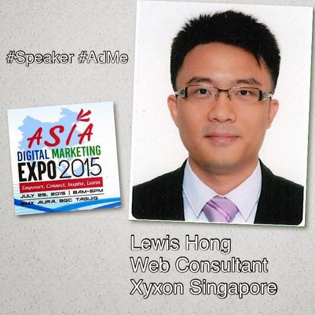 Lewis Hong Web Consultant Xyxon Singapore