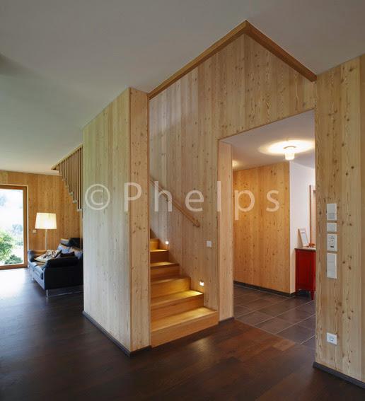 EFH, Einfamilienhaus Rauris - Arch. Ernst Hasenauer - Foto Andrew Phelps
