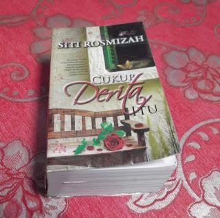 Novel Cukup Derita Itu Karya Siti Rosmizah