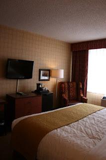 Vancouver, hotel, Canadá
